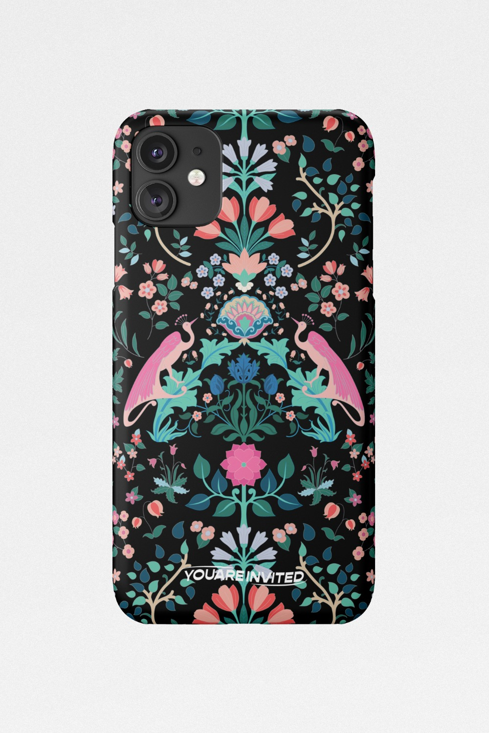 Art Nouveau hard case